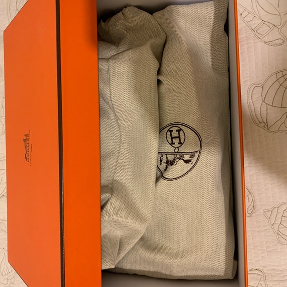 Hermes Other - New authentic Hermes men's shoes (never worn)